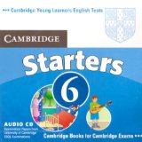 Camb YLE Tests 6 Starter Audio CD
