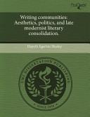 Writing Communities