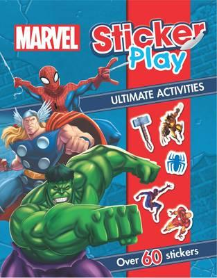Marvel Sticker Play