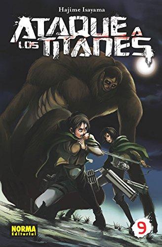 Ataque a los Titanes #9