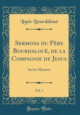 Sermons du Père Bou...