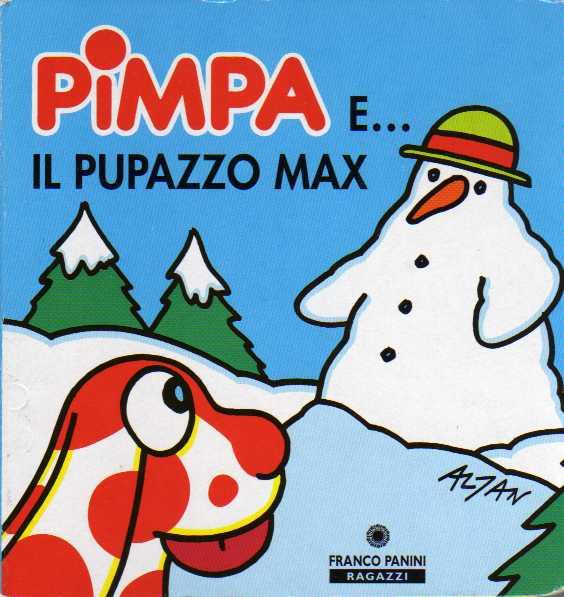 Pimpa e il pupazzo M...