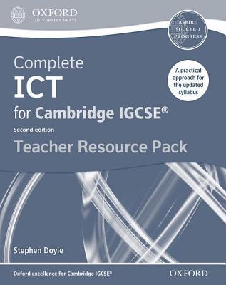 Complete Ict for Cambridge Igcse Teacher Pack. Second Edition