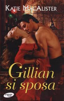Gillian si sposa