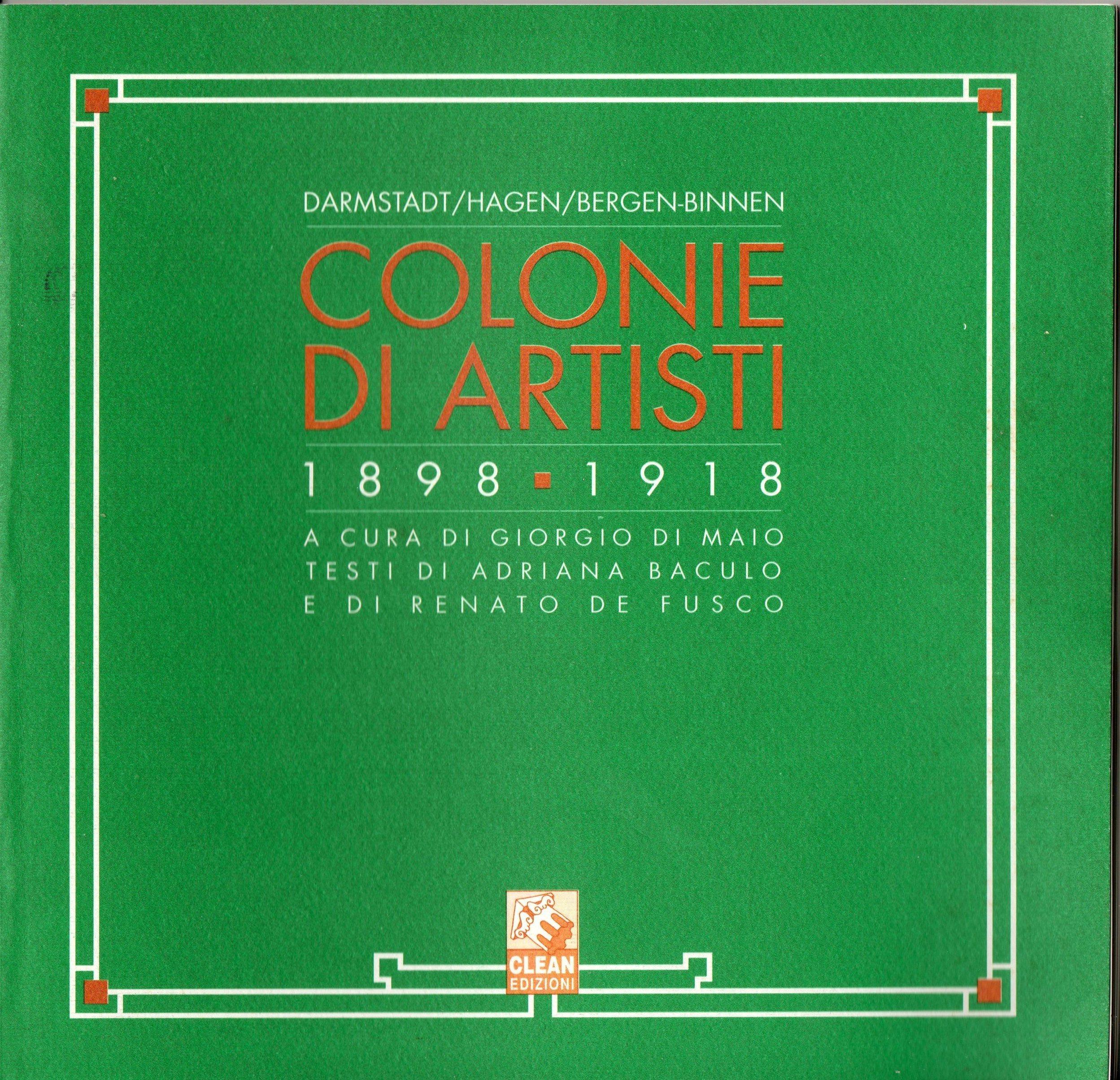 Colonie di artisti 1...