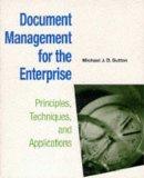 Document Management for the Enterprise