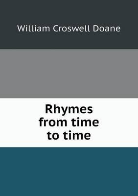 Rhymes from Time to Time