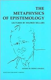 The Metaphysics of Epistemology