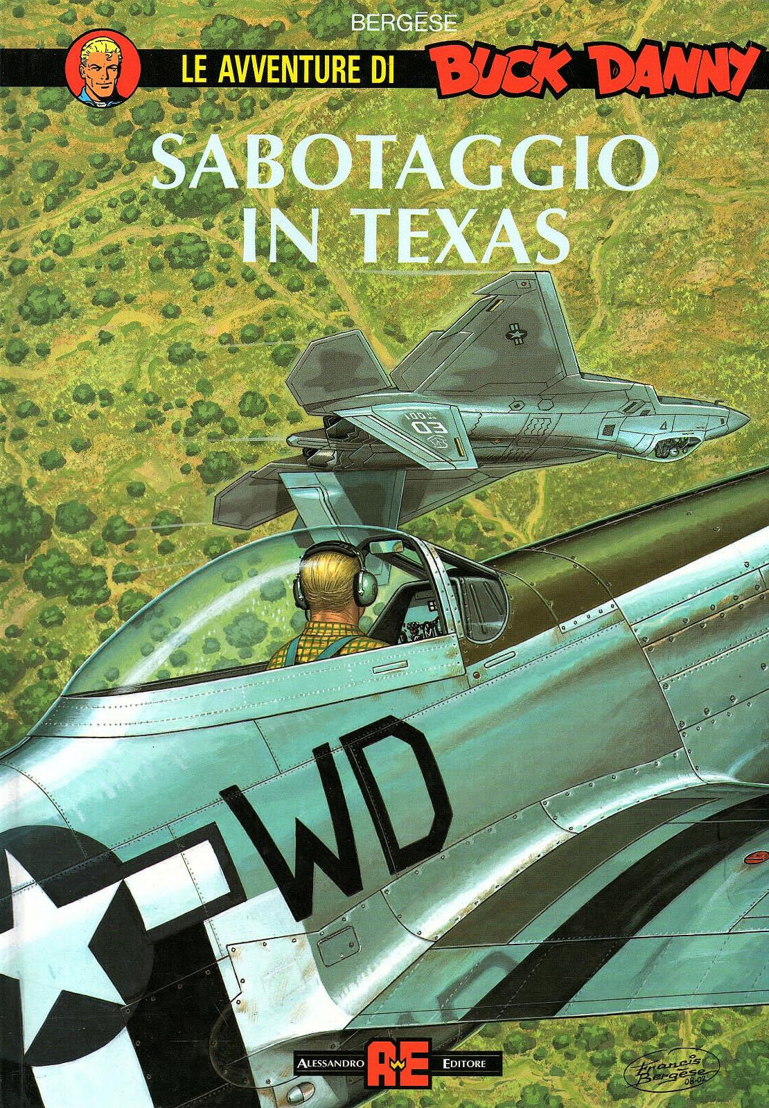 Sabotaggio in Texas