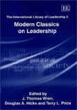 The International Library of Leadership, 3 Volume Set