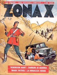 Zona X Vol. 36