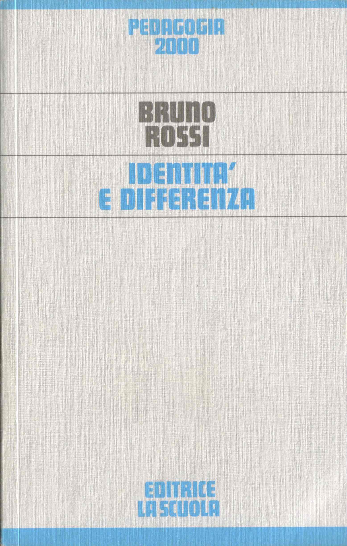 Identita e differenza