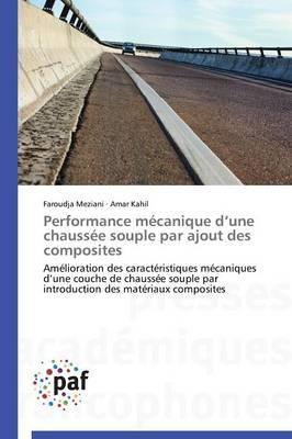Performance Mécanique d une Chaussee Souple par Ajout des Composites