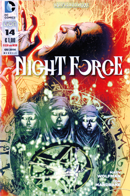 Night Force n. 5