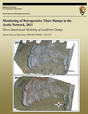 Monitoring of Retrogressive Thaw Slumps in the Arctic Network, 2011