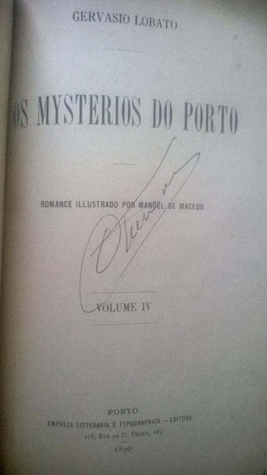Os mysterios do Porto, 4