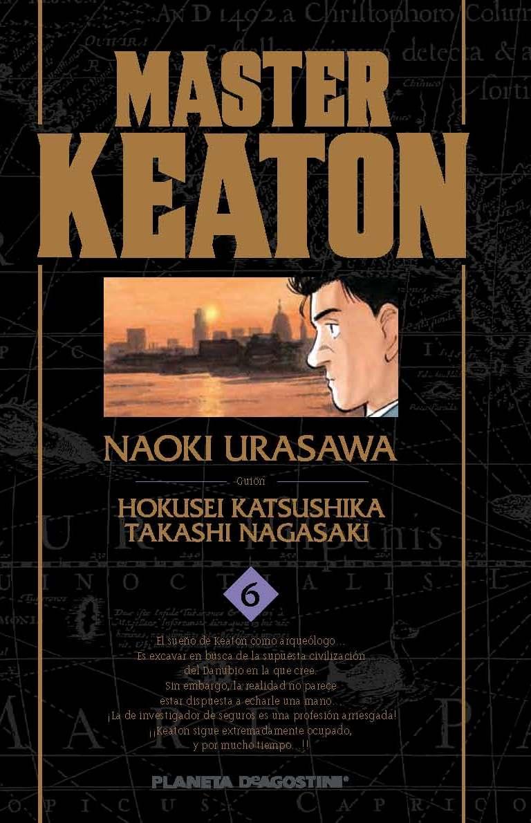 Master Keaton #6 (de 12)