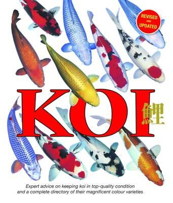 Koi - Expert advice on keeping koi in top-quality condition and complete directory of their magnificent colour varieties