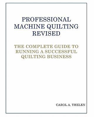 Professional Machine Quilting