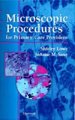 Microscopic Procedures for Primary Care Providers