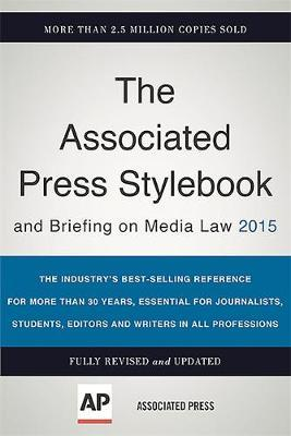 The Associated Press Stylebook 2015
