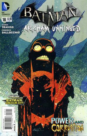 Batman: Arkham Unhinged Vol.1 #18