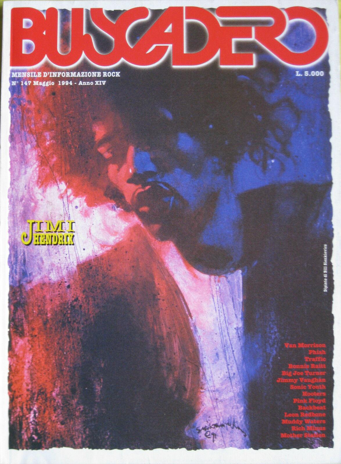 Buscadero n. 147 (maggio 1994)
