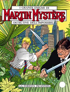 Martin Mystère n. 166