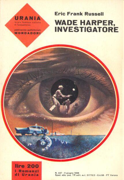 Wade Harper, investigatore