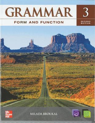 Grammar Form and Function Level 3 Student Book with E-Workbook