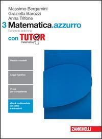 Matematica.azzurro. Con tutor. Per le Scuole superiori. Con e-book. Con espansione online