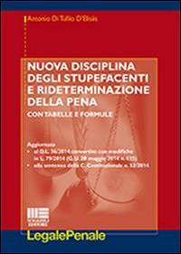 Nuova disciplina degli stupefacenti e rideterminazione della pena