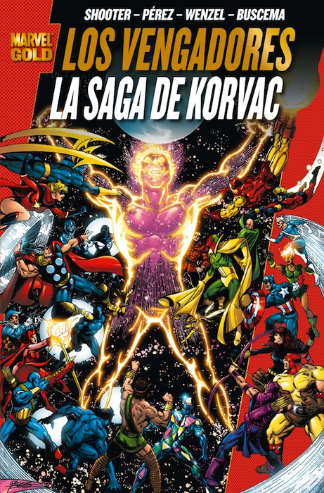 Marvel Gold: Los Ven...