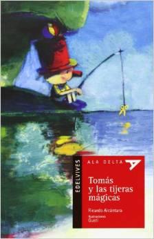 Tomás y las tijeras mágicas