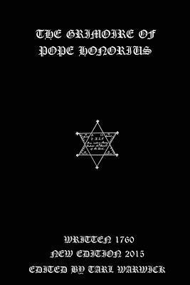 The Grimoire of Pope Honorius