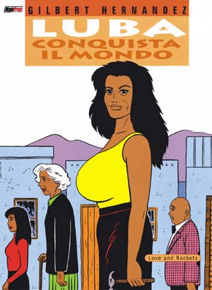 Love and Rockets vol...