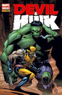 Devil & Hulk n. 116