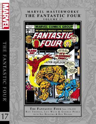 Marvel Masterworks The Fantastic Four 17