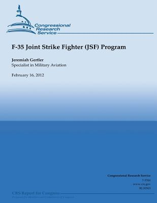 F-35 Joint Strike Fighter Program