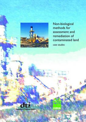 Non-Biological Methods for Assessment and Remediation of Contaminated Land