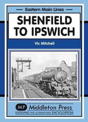 Shenfield to Ipswich