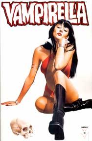 Vampirella #11 - The...