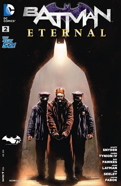 Batman Eternal Vol.1 #2