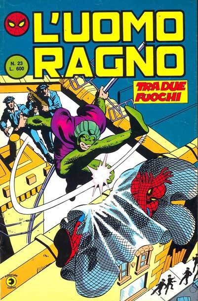 L'Uomo Ragno (2a serie) n. 23