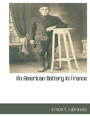 An American Battery in France