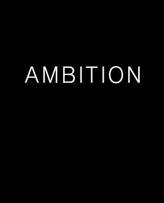 AMBITION Journal (Bl...