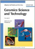 Ceramics Science and Technology: Vol. 3