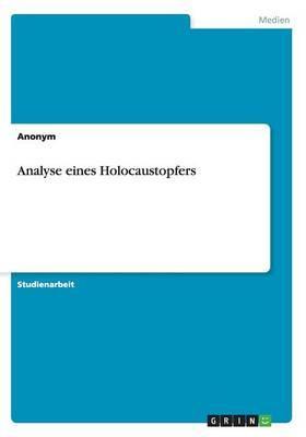 Analyse eines Holocaustopfers
