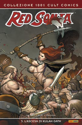 Red Sonja vol. 3