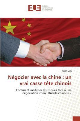 Negocier avec la Chine